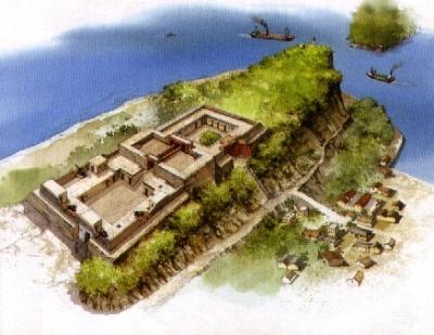中国式框架结构房图
