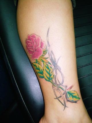 使人对纹身的印象逐渐改观